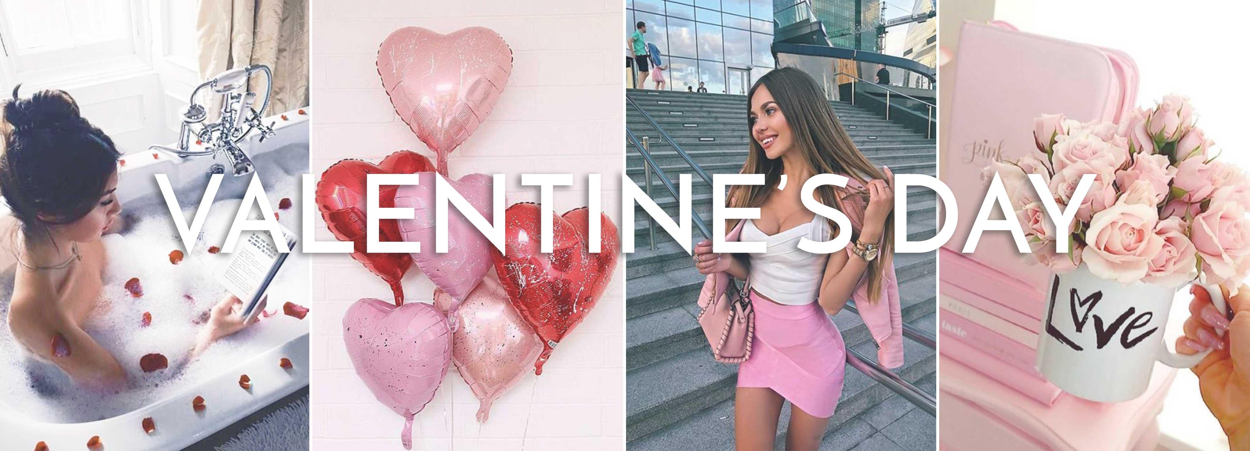 Valentine's specials
