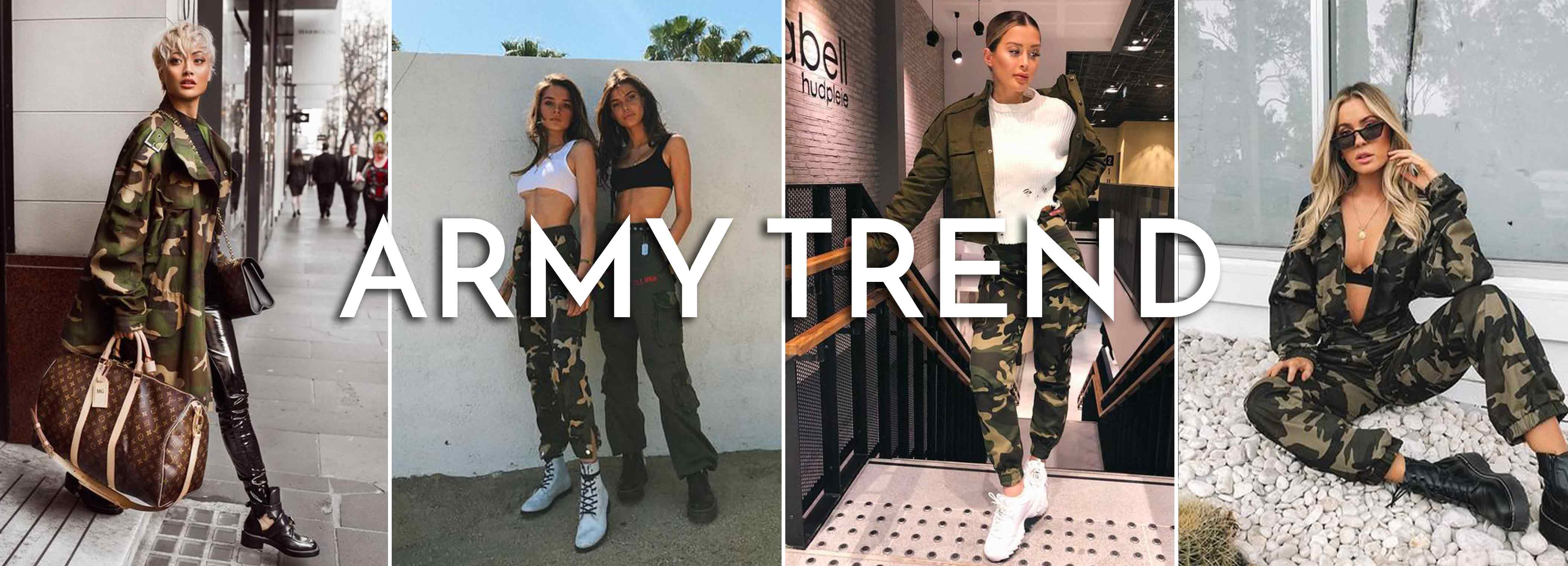 Army trend